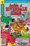 Cover for Archie at Riverdale High (Archie, 1972 series) #63