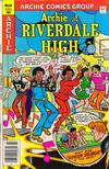 Cover for Archie at Riverdale High (Archie, 1972 series) #64