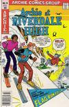 Cover for Archie at Riverdale High (Archie, 1972 series) #70