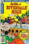 Cover for Archie at Riverdale High (Archie, 1972 series) #71