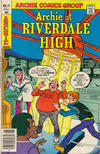 Cover for Archie at Riverdale High (Archie, 1972 series) #72