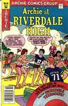 Cover for Archie at Riverdale High (Archie, 1972 series) #82