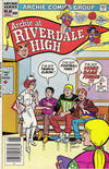 Cover for Archie at Riverdale High (Archie, 1972 series) #86
