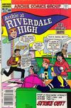 Cover for Archie at Riverdale High (Archie, 1972 series) #91