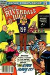 Cover for Archie at Riverdale High (Archie, 1972 series) #98 [Canadian]