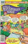 Cover for Archie at Riverdale High (Archie, 1972 series) #99