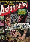 Cover for Astonishing (Marvel, 1951 series) #8