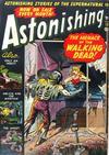Cover for Astonishing (Marvel, 1951 series) #10