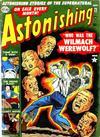 Cover for Astonishing (Marvel, 1951 series) #17