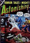 Cover for Astonishing (Marvel, 1951 series) #28