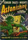 Cover for Astonishing (Marvel, 1951 series) #33