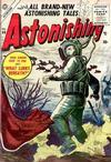 Cover for Astonishing (Marvel, 1951 series) #46