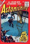 Cover for Astonishing (Marvel, 1951 series) #51