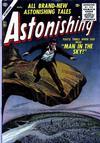 Cover for Astonishing (Marvel, 1951 series) #52