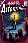 Cover for Astonishing (Marvel, 1951 series) #57
