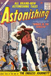 Cover for Astonishing (Marvel, 1951 series) #58