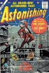 Cover for Astonishing (Marvel, 1951 series) #62