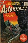 Cover for Astonishing (Marvel, 1951 series) #63