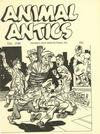 Cover for Animal Antics [ashcan] (DC, 1946 series) #[nn]