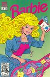 Cover for Barbie (Marvel, 1991 series) #18