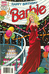 Cover for Barbie (Marvel, 1991 series) #42