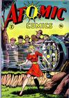 Cover for Atomic Comics (Green Publishing, 1946 series) #4