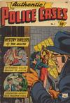 Cover for Authentic Police Cases (St. John, 1948 series) #1