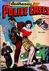 Cover for Authentic Police Cases (St. John, 1948 series) #2