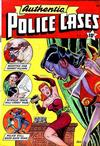 Cover for Authentic Police Cases (St. John, 1948 series) #4