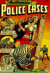 Cover for Authentic Police Cases (St. John, 1948 series) #5