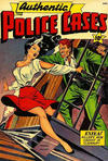 Cover for Authentic Police Cases (St. John, 1948 series) #6
