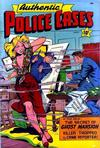 Cover for Authentic Police Cases (St. John, 1948 series) #8