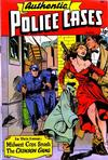 Cover for Authentic Police Cases (St. John, 1948 series) #10