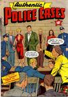 Cover for Authentic Police Cases (St. John, 1948 series) #12