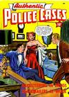 Cover for Authentic Police Cases (St. John, 1948 series) #15