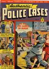 Cover for Authentic Police Cases (St. John, 1948 series) #16