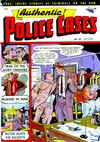Cover for Authentic Police Cases (St. John, 1948 series) #18