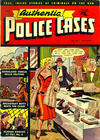 Cover for Authentic Police Cases (St. John, 1948 series) #19