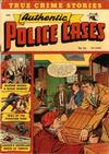 Cover for Authentic Police Cases (St. John, 1948 series) #20
