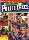 Cover for Authentic Police Cases (St. John, 1948 series) #21