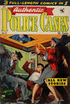 Cover for Authentic Police Cases (St. John, 1948 series) #27