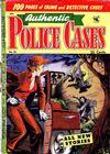 Cover for Authentic Police Cases (St. John, 1948 series) #28