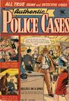 Cover for Authentic Police Cases (St. John, 1948 series) #32