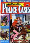 Cover for Authentic Police Cases (St. John, 1948 series) #33