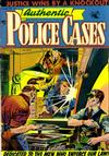 Cover for Authentic Police Cases (St. John, 1948 series) #36