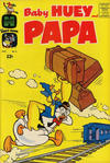 Cover for Baby Huey and Papa (Harvey, 1962 series) #2