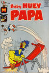 Cover for Baby Huey and Papa (Harvey, 1962 series) #3