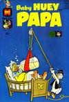 Cover for Baby Huey and Papa (Harvey, 1962 series) #6