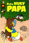 Cover for Baby Huey and Papa (Harvey, 1962 series) #7