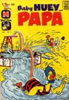 Cover for Baby Huey and Papa (Harvey, 1962 series) #11